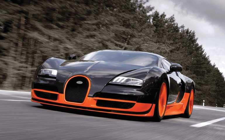 سریعترین خودروهای دنیا در سال ۲۰۲۰