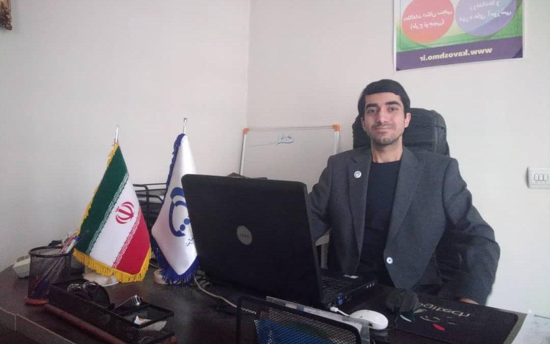 مصاحبه سایت کاماپرس با دکتر زارعی، مدیرعامل شرکت مشاوران کاوش