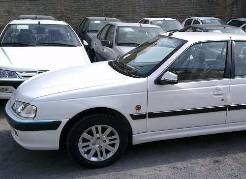 پیش فروش ایران خودرو در مرداد ماه 1400
