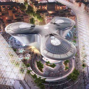 سایت اکسپو 2020 دبی